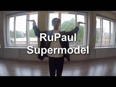 Rupaul - Supermodel | Ivo Krievins Choreography