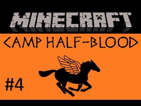 minecraft camp halfblood ep 4 the hera cabin youtube
