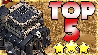 Top 5 Best Town Hall 9 Attacks Clash of Clans