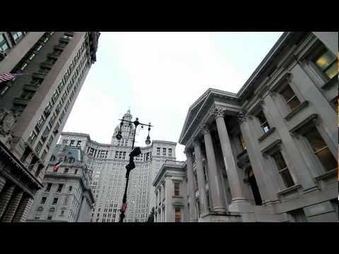 ^MuniNYC - Murray Street & Broadway (Lower Manhattan 10007)