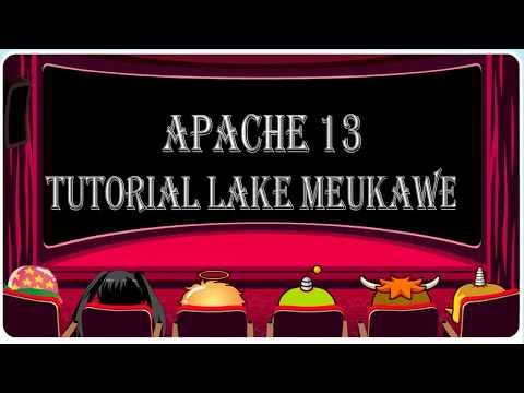 Apache 13 - Tutorial Lake Meukawen (Official Lyric Video)