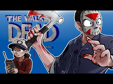 The Walking Dead  LOOKING FOR A BOAT! Season 1 Ep. 4!