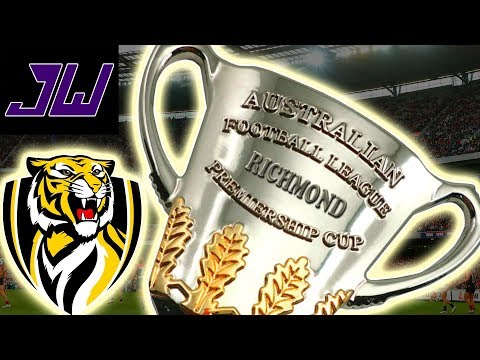 RICHMOND TIGERS CAN WIN THE PREMIERSHIP?! | AFL Evolution 2017 GRAND FINAL PREDICTION! | Episode 46
