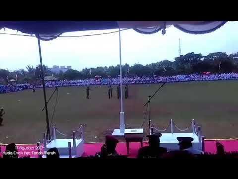"Drama kolasal ""Sekali Merdeka Tetap Merdeka"" 17 Agustus 2017 Kuala Enok Kec.Tanah Merah"