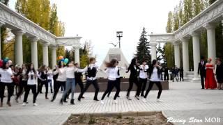 Свадебный флешмоб (Волгоград) - Лучший танцевальный флешмоб #ФМ2013(Флемшоб сразу после выхода из загса! Отличная альтернатива простому питью шампанского и мини-фотосессий..., 2013-11-28T09:24:11.000Z)