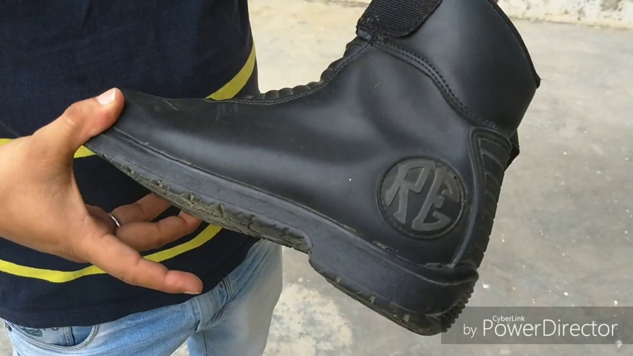 Royal Enfield Shoes Review    After 1.5