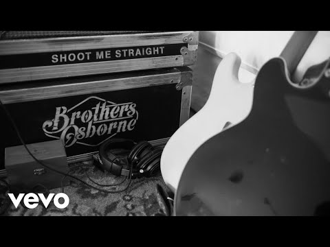 Brothers Osborne - Shoot Me Straight (Audio)