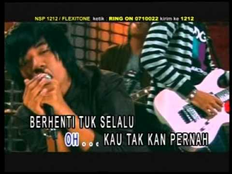 d'Masiv - AKU PERCAYA KAMU (Original Video Karaoke) By Mr. Widyo Prasetyo