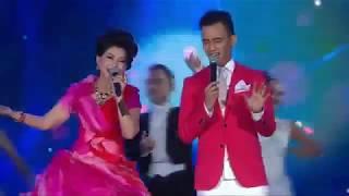 Роза Рымбаева және Али Окапов-Арайлы Астана
