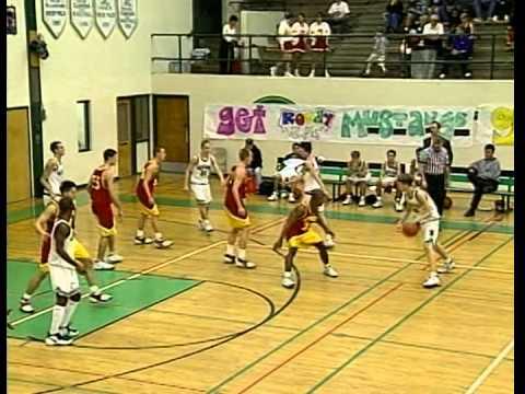 Estancia vs Costa Mesa - Basketball Game - 1998