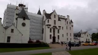 Blair Atholl Castle, Scotland, 17.07.2016