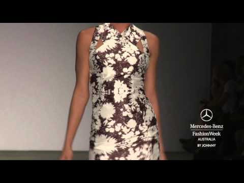 BY JOHNNY - MERCEDES-BENZ FASHION WEEK AUSTRALIA SPRING SUMMER 2012/13 COLLECTIONS
