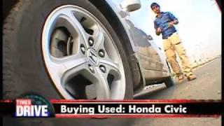 Buying A Used Honda Civic