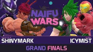 Grand finals of Naifu Wars #18! This event had 140 entrants. Full r...