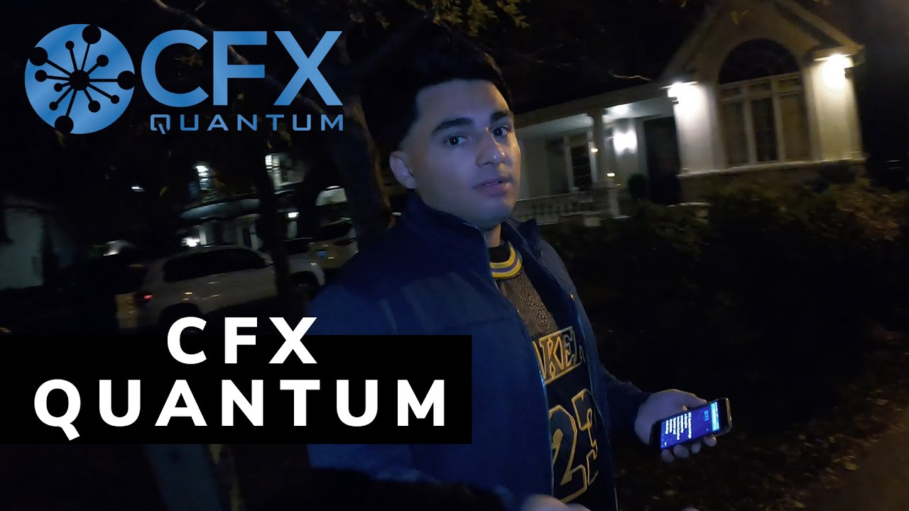 THE BIGGEST CRYPTO PROJECT OF 2020?! | CFX QUANTUM FULL REVIEW AND INTERVIEW COMING THIS WEEKEND!!