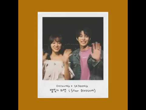 171003 NCT Doyoung & Gugudan Sejeong