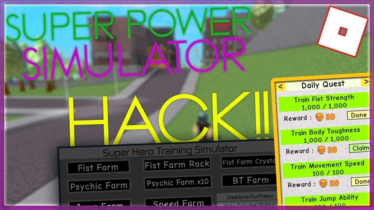 [OP!] 💥 Super Power Training Simulator - AUTO AFK FARM ...