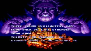 Streets of Rage 2 - 00 - Introduction [HARD MODE] [HD]