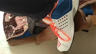 Feroc cricket full spikes shoes