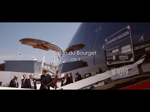 Daher au Bourget 2015 - Jour 3