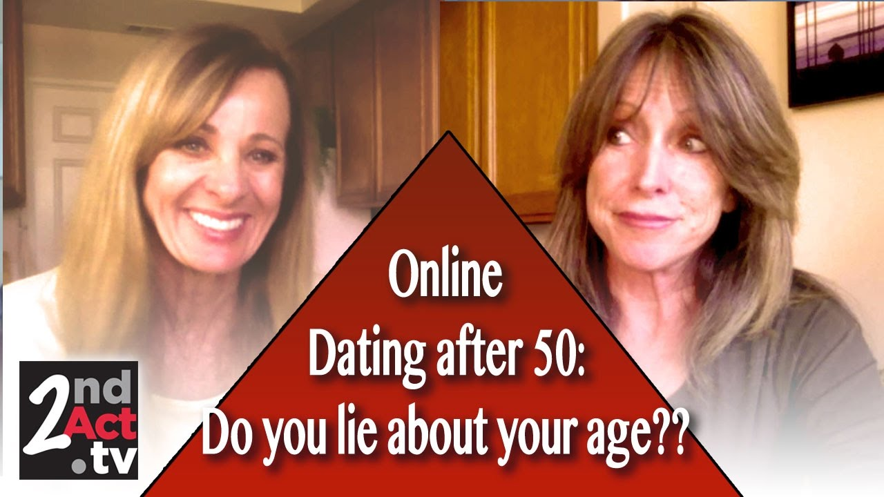 Is lying about age OK to do online