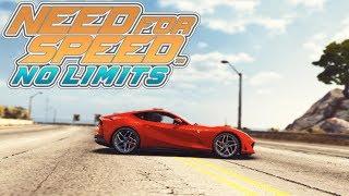 Need For Speed NO LIMITS ИСПЫТАТЕЛЬНЫЙ ПОЛИГОН FERRARI 812 SUPERFAST #6