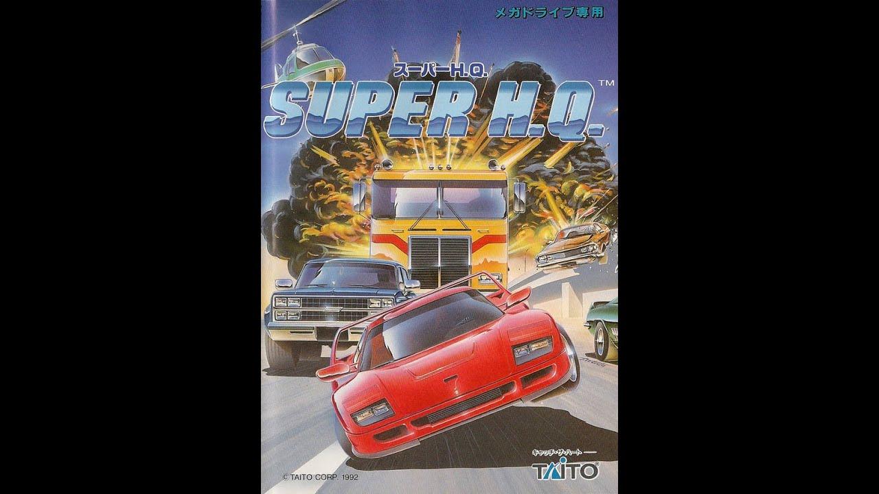 Sega Genesis Mega Drive Longplay Super H Q Hd J Youtube
