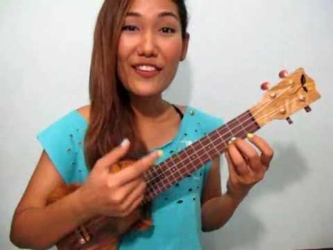 """สอนเล่น ukulele """"แพ้ใจ"""" cover by Apple Show"""