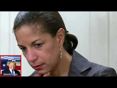 After Getting Caught Spying On Trump, Susan Rice Just Got The Worst News Of Her Life!