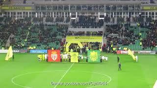Ambiance Nantes vs Monaco 29 Novembre 2017