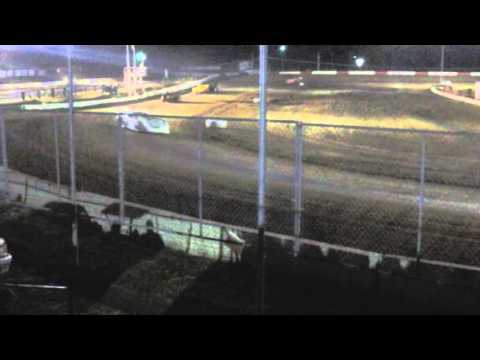 Late model main coos bay speedway 5/7/16