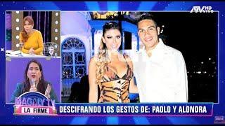 MAGALY TV - ANÁLISIS LENGUAJE NO VERBAL DE PAOLO GUERRERO Y...