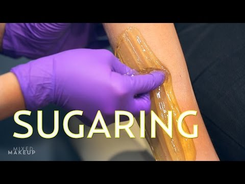 Brazilian Body Sugaring Part III