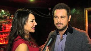 Danny Dyer EXCLUSIVE chat with Lizzie Cundy