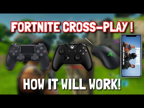 how does cross platform matchmaking work