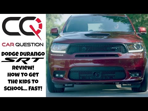 Dodge Durango SRT Review | The SUV on Steroids!