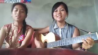 tojo mela new hindi song ||covar by tisha dewan||
