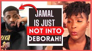 BLUE THERAPY SHOW Episode 1 Reaction + Discussion | Jamal & Deborah | ITSJUSTJEMIMA