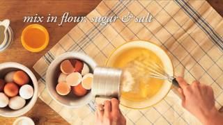 How To Make Oven Baked Apple Pancakes - Best Breakfast Recipes - Anolon