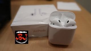 Recensione Apple AirPods