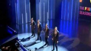 Jersey Boys London perform at The Royal Variety Performance 2008