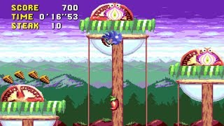 [TAS] Sonic Hack - I made you a Salad in 0'33''44