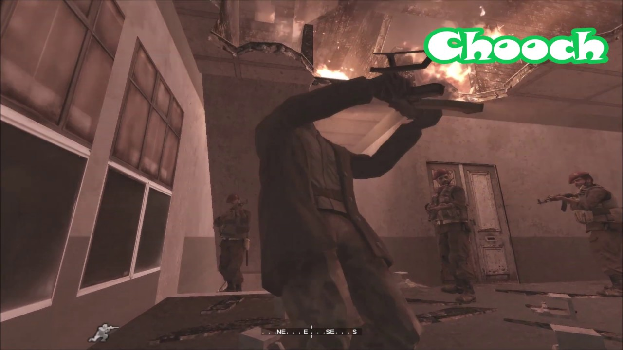 Call of Duty: Modern Warfare - Loner (Custom Singleplayer Mission)