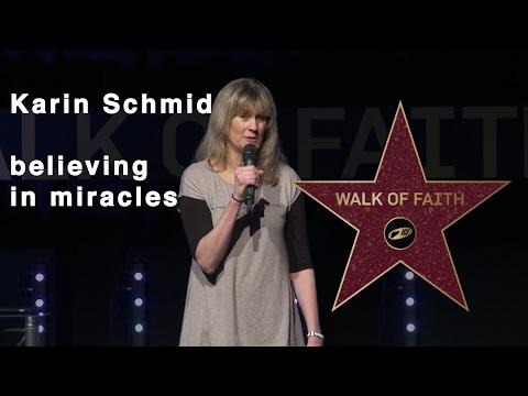 ELISA - believing in miracles | Karin Schmid  Walk of Faith