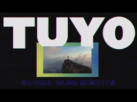Social Club Misfits - Tuyo Ft. Danny Gokey + Jordin Sparks (Lyric Video)