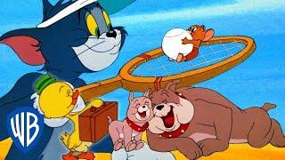 Melhores momentos de Tom & Jerry  | Coletânea de desenhos clássicos | WB Kids