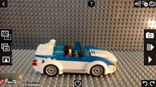 Как снимать LEGO Stop Motion: шаг, плавный шаг, бег, выстрел, смерть и езда на машине.