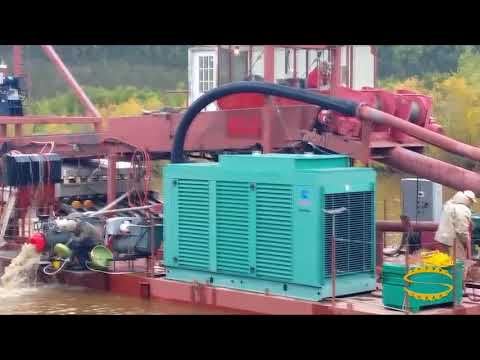 Types of Dredgers
