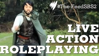 Live Action Roleplaying I The Feed