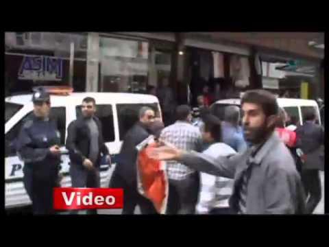 Gaziantep'te kapalı çarşıda yangın, 2 ölü, 40 yaralı